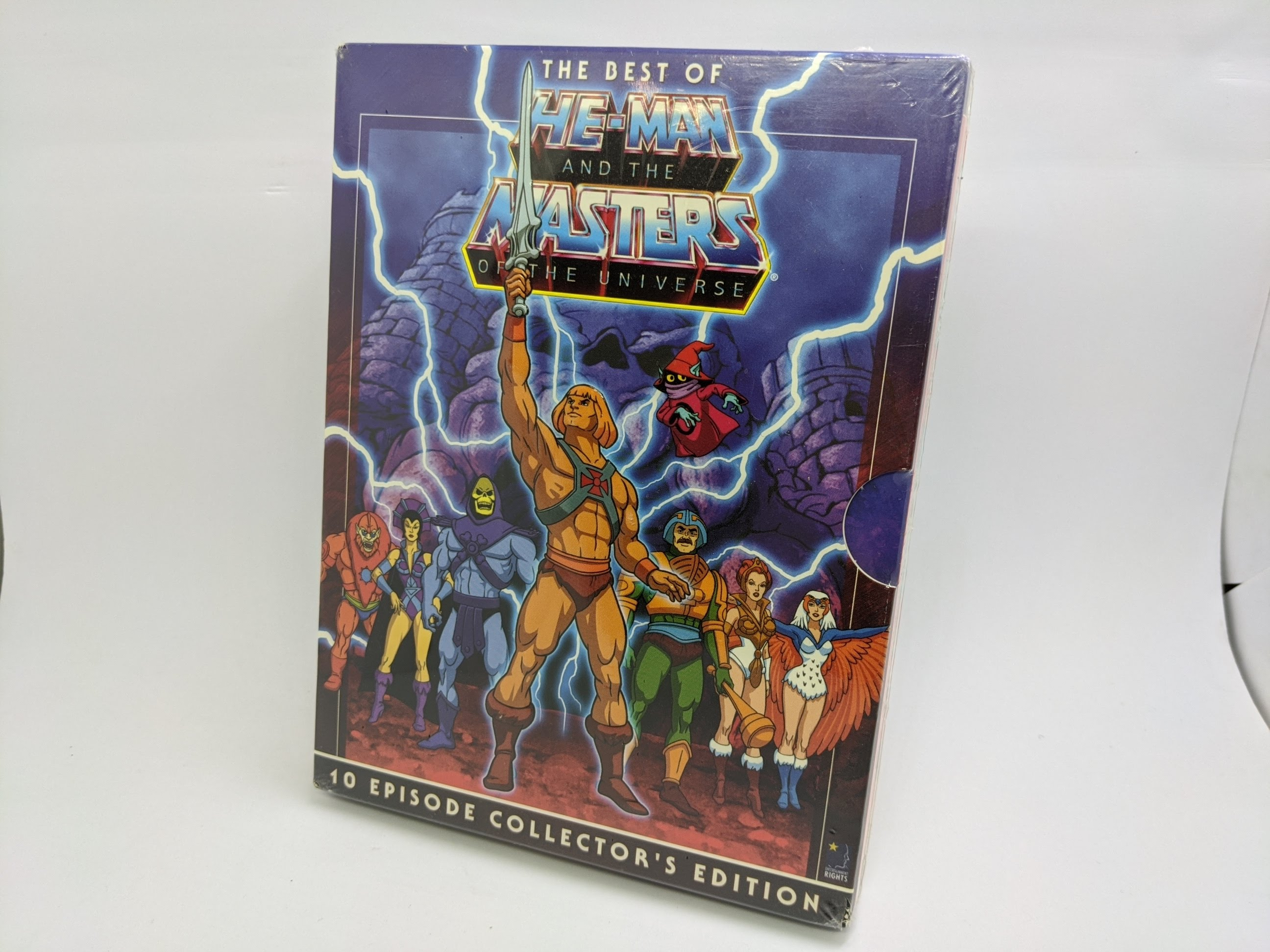 Best of HE-MAN & The Masters Of The Universe DVD
